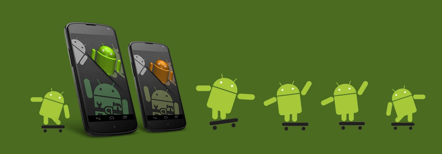 Everyone Talking About Android, Change In Business